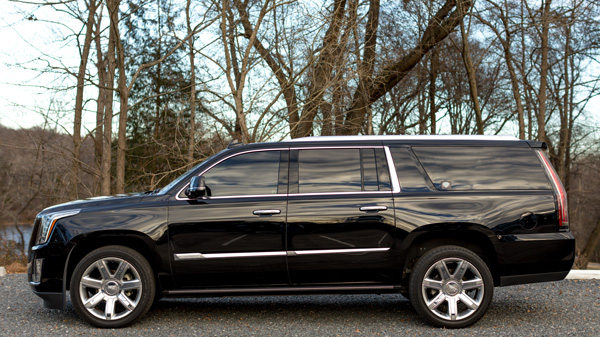 Escalade ESV for when you need extra luggage room in Fort Mill and Charlotte
