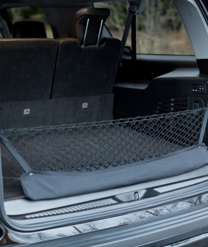 Luggage Space when you use 24k Rides' Escalade ESV for your black car service.